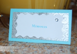 drink labels for bridal shower