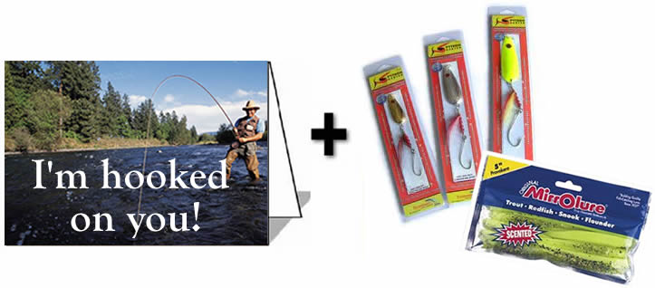 guy valentine's day gift idea fishing