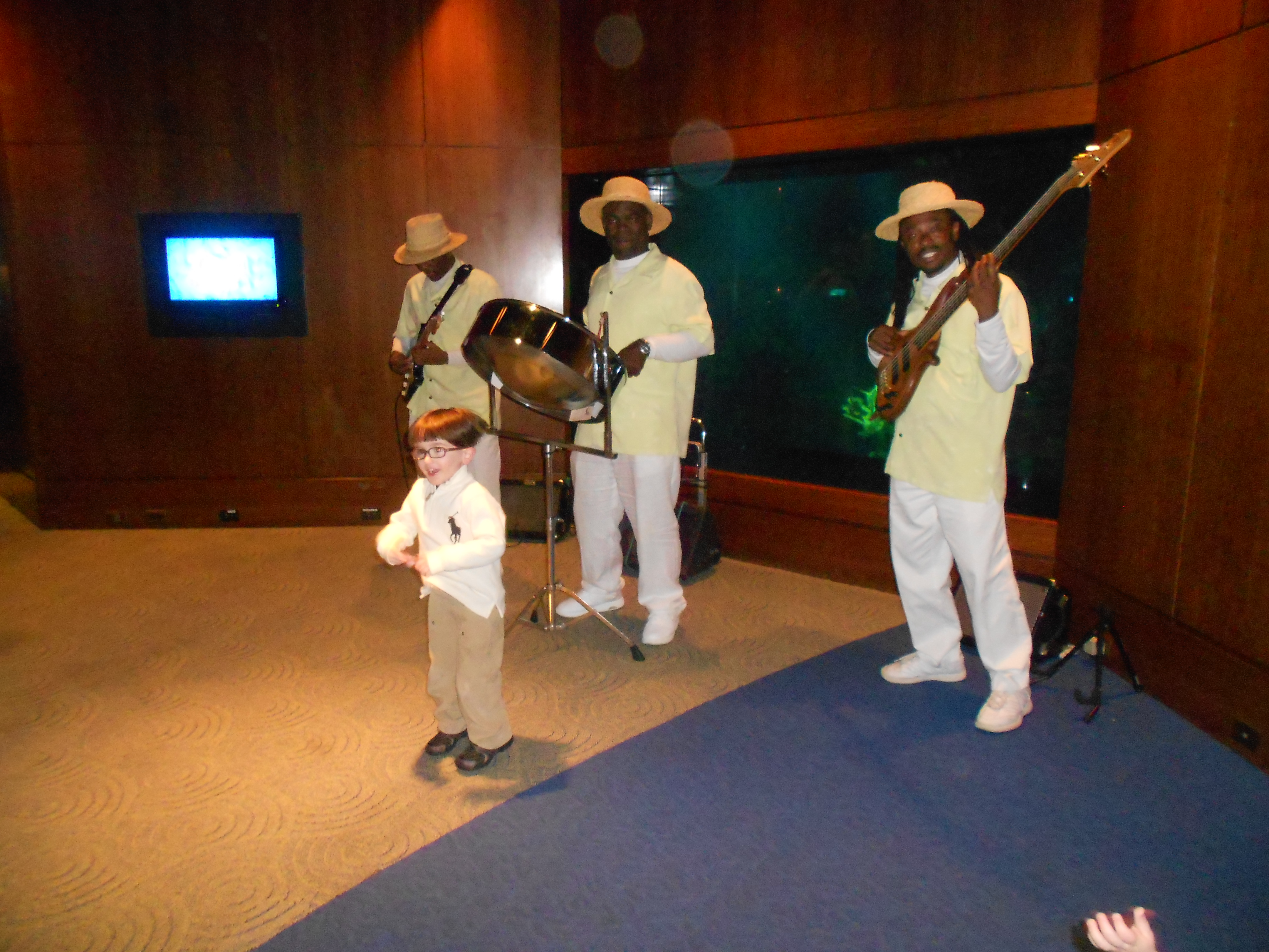 live caribbean band in disney fl