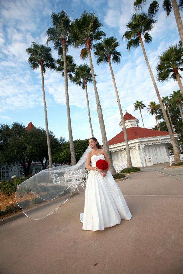 bride picture photographer disney