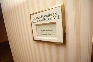 Grand floridian ballroom V