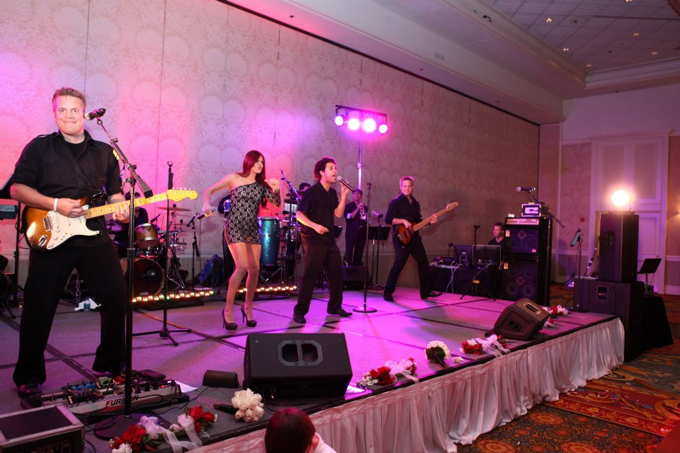 Leonard brothers band orlando florida wedding