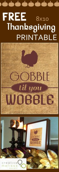 Thanksgiving turkey burlap sign creative melissa designs