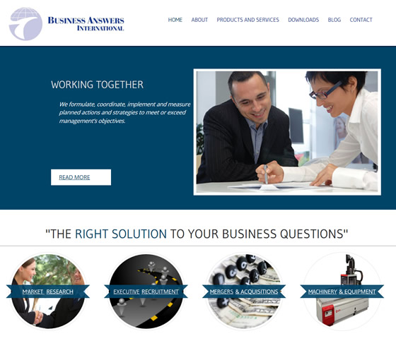 BusinessAnswers