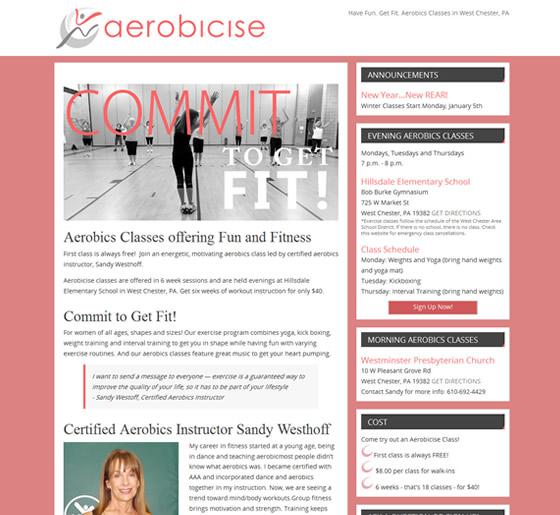 Aerobicise Aerobics West Chester, PA